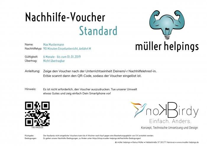 8er-Paket Voucher